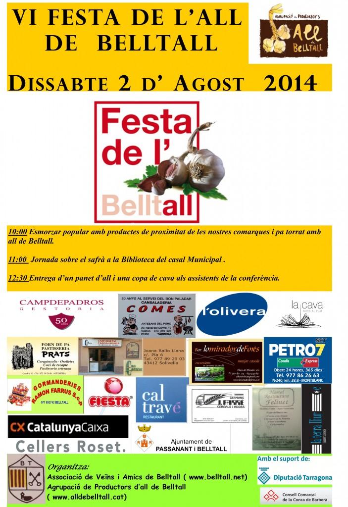 cartell festa 2014